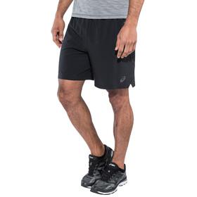 asics 2-N-1 - Short running Homme - noir